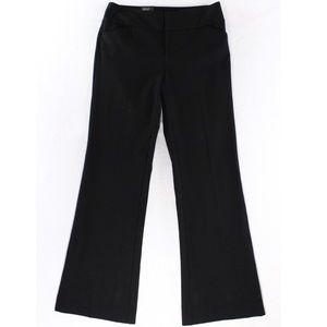 INC Concepts Wide Leg Dress Pants Black 8